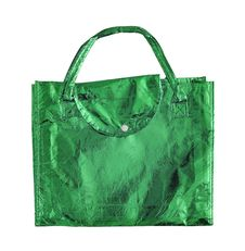 Free Green Shopping Bag Isolated Stock Images - 22398464