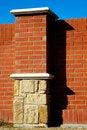 Free Brick Column Royalty Free Stock Photos - 2240318