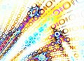 Free Colorful Retro Pattern Fading Royalty Free Stock Image - 2246956