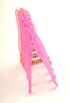 Free Clothespins Stock Images - 2240184