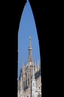 Free Milan, Italy Royalty Free Stock Photography - 2240777