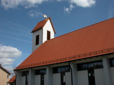 Free Protestant Church In Germany Royalty Free Stock Images - 2241399