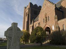 Scottish Church Royalty Free Stock Images