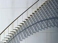 Free Stairs On Tank Stock Photo - 2241640