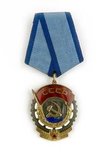 Free The Soviet Award Stock Photo - 2241920