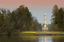 Free Minaret Tower Royalty Free Stock Photography - 2243107