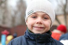 Free Smiling Child Stock Photo - 2243520