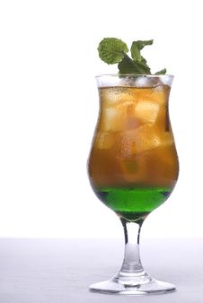 Free Icy Cold Drink Royalty Free Stock Image - 2244426