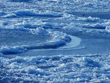 Free Ice Covering River Stock Photo - 2244740