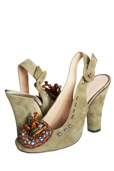 Free Suede Female Shoes Stock Images - 2245444