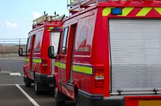 Free British Fire Support Vehicle Royalty Free Stock Photo - 2245885