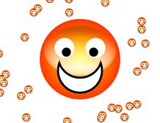 Free Happy Face 10 Royalty Free Stock Images - 2246569