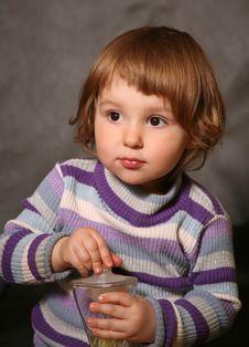 Free Ekaterina S Portrait Stock Images - 2248834