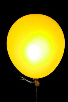 Free Balloon Backlight Isolated Stock Images - 2248874