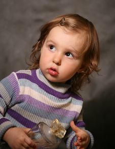 Free Ekaterina S Portrait Stock Images - 2248894