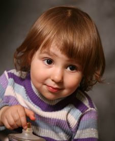 Free Ekaterina S Portrait Stock Photography - 2248902