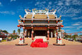 Free Chinese Temple. Royalty Free Stock Image - 22400866