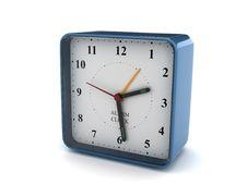 Free Alarm Clock Royalty Free Stock Photo - 22400465