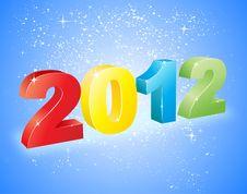Free 2012 3D Vector Stock Photos - 22400893