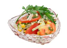 Free Vegetable Salad Stock Image - 22401641