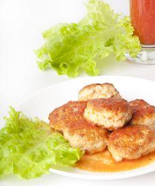Free Meatball Stock Photography - 22403552