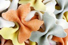 Free Organic Semolina Pasta From Italy Stock Image - 22405161