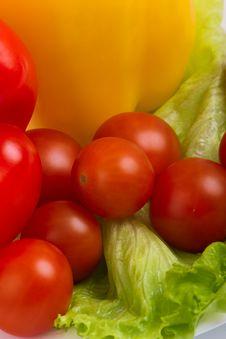 Free Vegetarian Healthy Diet, Fresh Vegetables Stock Photo - 22407470
