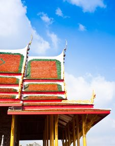 Free Temple In Thailand Stock Photography - 22407612