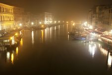 Free Venica Grand Canal Royalty Free Stock Photos - 22412548