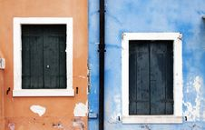 Free Burano Island Near Venice Royalty Free Stock Photography - 22412557
