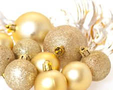 Christmas Decoratio Royalty Free Stock Photography