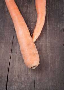 Free Carrots Royalty Free Stock Photos - 22415408