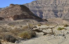 Free View On Canyon Of Timna Park, Israel Stock Images - 22416274