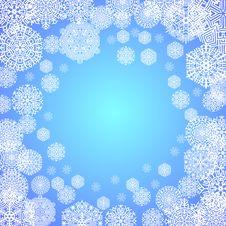 Free Snowflakes Stock Image - 22416311