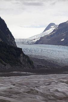 Free Glacier Near Cordova Alaska Stock Images - 22417064