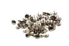 Free Silver Pushpin Stock Image - 22417181