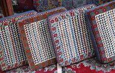 Free Anatolian Pillow Stock Image - 22418501