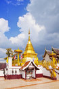 Free The Golden Pagoda. Stock Image - 22421691