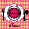 Free Restaurant Menu Stock Image - 22429911