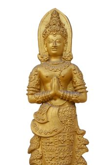 Free Statues Of Deities. Royalty Free Stock Images - 22422259