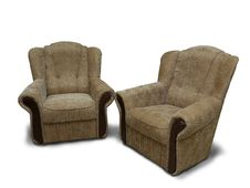 Free Two Soft Armchairs Royalty Free Stock Photography - 22425277