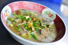Free Spicy Vegetables Soup  , Thai Style Food Royalty Free Stock Photos - 22429858