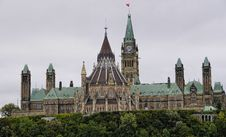 Free Parliament Hill Stock Images - 22432644