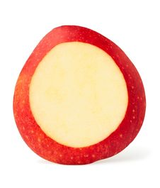 Free Red Apple Slice Royalty Free Stock Image - 22432706