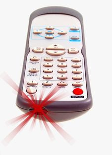 Free TV Remote Stock Images - 22435354