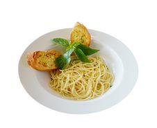 Free Spaghetti Royalty Free Stock Photos - 22437608