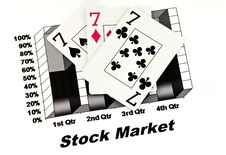 Free Lucky Stock Seven Stock Images - 22437694