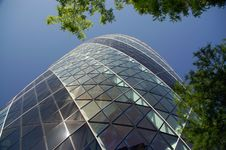 Free Glass Building Stock Image - 22438151