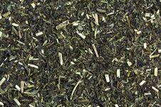 Free Japanese Green Tea With Jasmine Royalty Free Stock Image - 22438666