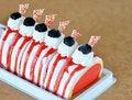 Free Ice Cream Cake Royalty Free Stock Images - 22442649